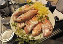 Mangiare pesce da anziani allunga vita