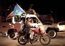 Sud Sudan: notte di festeggiamenti per l'indipendenza