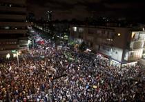 Proteste a Tel Aviv