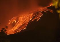 Nuova eruzione dell'Etna nella notte tra il 5 e il 6 agosto