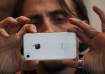 L'iphone 4S della Apple