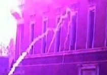 I lacrimogeni lanciati dal ministero nel video di Repubblica.it