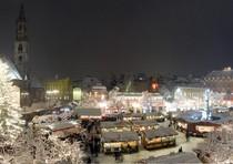 Un mercatino di Natale a Bolzano