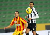 Udinese-Lecce 2-1