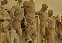 Clamoroso furto a museo archeologico di Olimpia