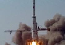 Il lancio di un missile in Corea del Nord