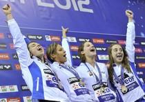 Londra 2012 pass olimpico per la 4 x 100 e 4 x 200 sl femminili