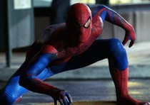 Una foto di scena del film 'The Amazing Spider-Man'