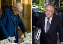 Napolitano e Messineo