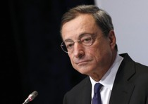 Draghi, tassi prestiti troppo diversi