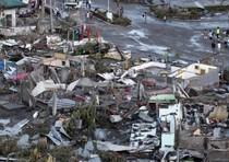 Filippine: tifone da record, 1.200 morti