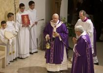 Papa Francesco, non abbiate paura di cadere