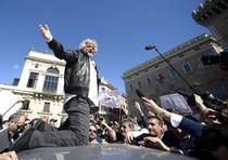 Sfida Grillo, contro-discorso fine anno