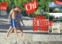 Kate e William in spiaggia a Mustique