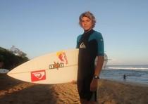 Surf:nuovo re onde e'italiano Fioravanti
