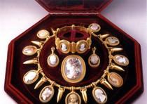 Rubati gioielli nel museo etrusco di Villa Giulia