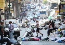 Via Sant'Anna dei Lombardi a Napoli