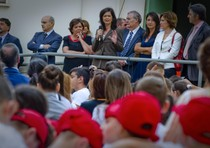 Boldrini,solidarieta' deputate insultate
