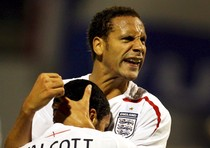 Rio Ferdinand retires from England duty