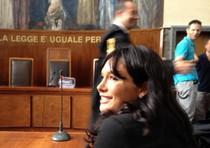 Nicole Minetti in una foto di archivio