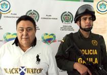 Catturato in Colombia boss della 'ndrangheta Roberto Pannunzi