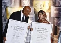 Malala, ambasciatrice coscienza Amnesty