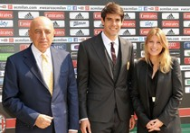 Galliani con Kaka'