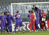 Soccer: Italy's Cup; Fiorentina-Udinese