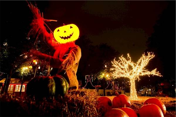 A copenaghen è già halloween in europa in viaggio ansa.it