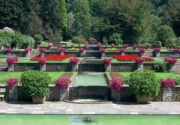 I giardini botanici di villa taranto newsmap in - Giardini di marzo collezione ...