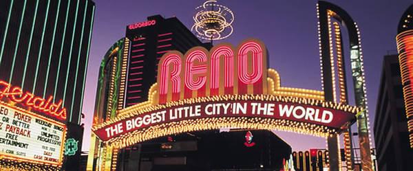 Nevada come arrivare dove dormire in viaggio for Insegne al neon milano