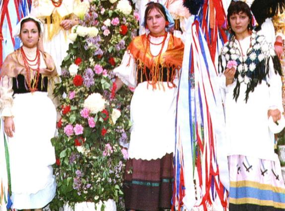 1 maggio sagre e folklore nel lazio in viaggio for Tradizioni di roma