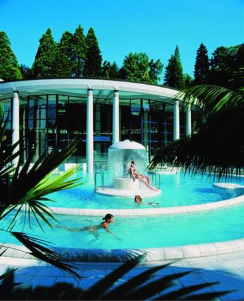 Marvelous Baden Baden: Caracalla Thermae (Foto Tourismus Marketing Baden Wurttemberg)