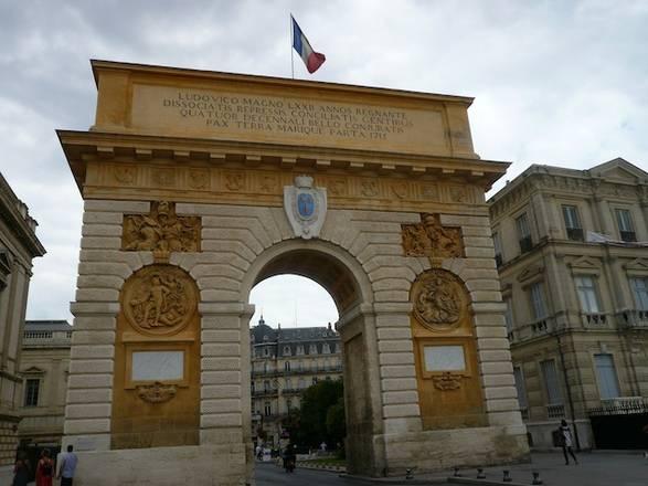 Montpellier la citta 39 piu 39 giovane della francia in for Montpellier citta