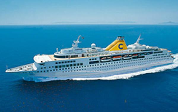 Crociere manutenzione per navi costa a cantieri san for Costa neoriviera piano nave