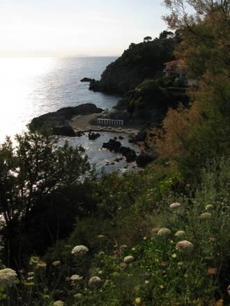 Talamone e il golfo dell 39 argentario in viaggio - Bagno delle donne talamone ...