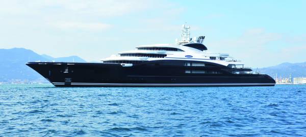 Fincantieri 39 serene 39 yacht da sogno gruppo in nuovo for Piscine da sogno e da record