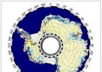 L'immagine dal satellite Envisat (foto Esa)