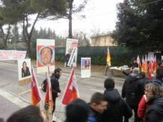 Oggi stop di otto ore della Fiom Cortei in tutta Italia
