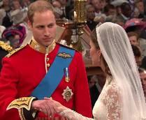 Will e Kate oggi sposi, 3000 davanti a Palazzo