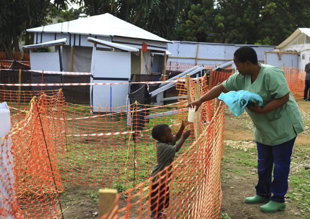 Ebola: Oms, rischio diffusione fuori da Congo è molto alto © AP