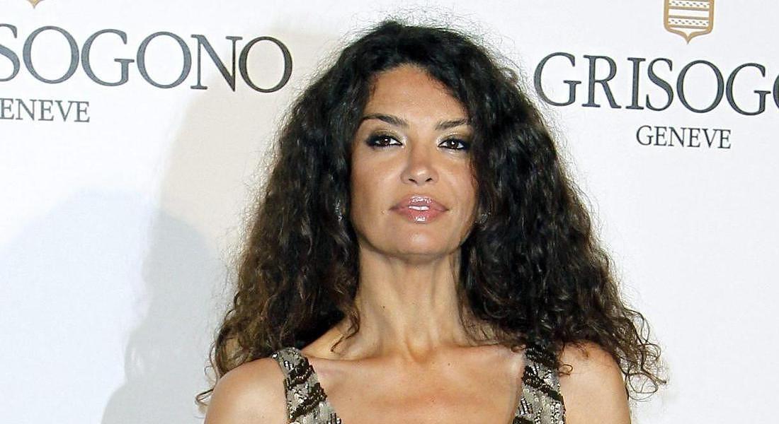 la modella tunisina Afef Jnifen al Cannes Film Festival -2012 © EPA