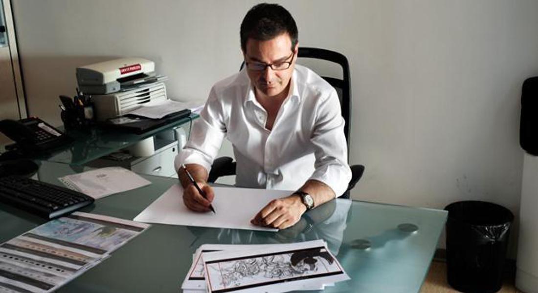 Winx, Iginio Straffi fondatore della Rainbow, un'eccellenza italiana del mondo dell'animazione © ANSA