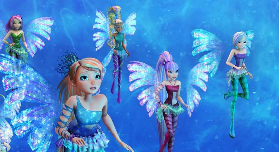CINEMA - WINX CLUB © ANSA