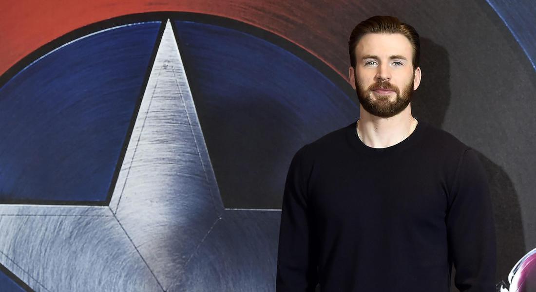 Captain America: Civil War Photocall in London: Chris Evans © EPA