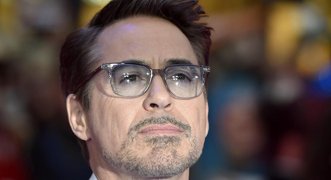 Robert Downey Jr  al terzo posto tra gli attori più pagati di Hollywood, secondo la classifica 2018 di Forbes © EPA