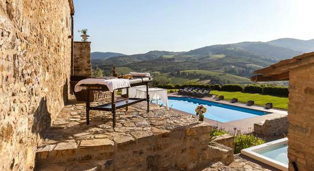 Vitigliano Tuscan Relais © ANSA
