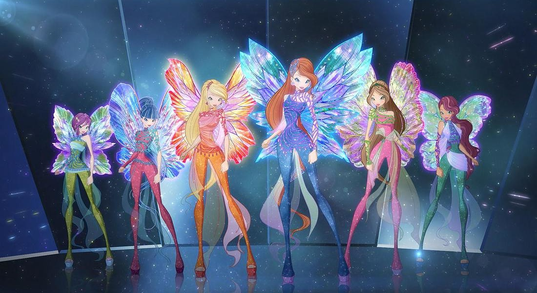 Tv: World of Winx, arriva la nuova serie con le fatine © ANSA