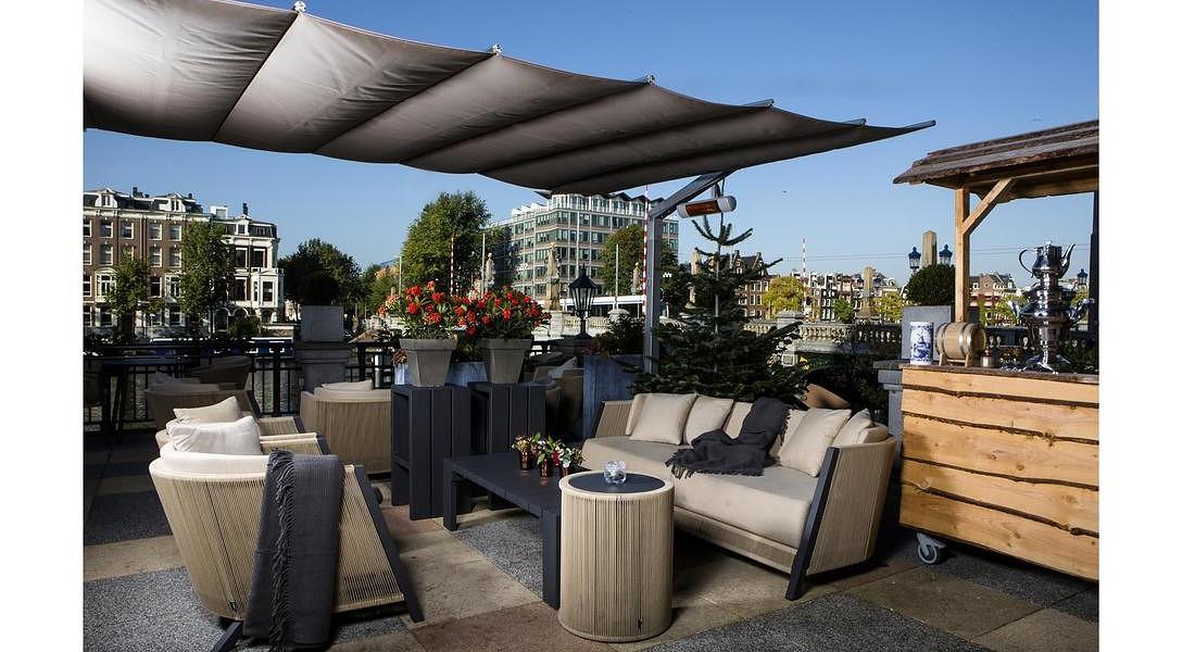 A Bar, InterContinental Amstel - Amsterdam © ANSA