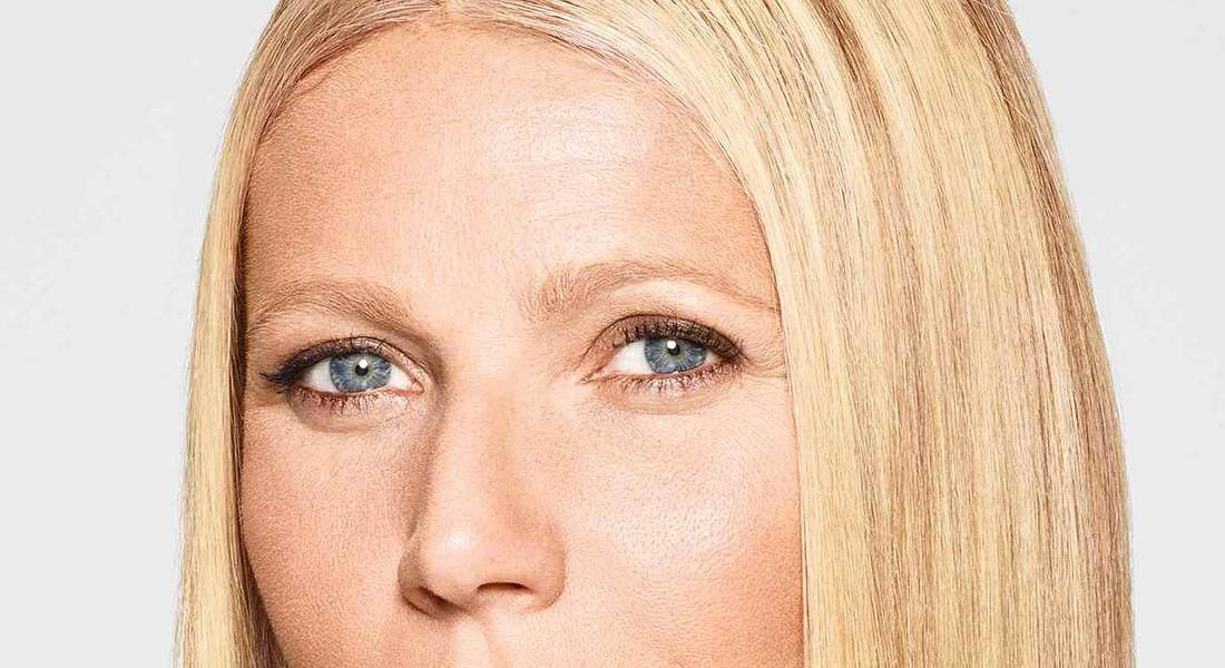 Juice Beauty Gwyneth Paltrow © ANSA